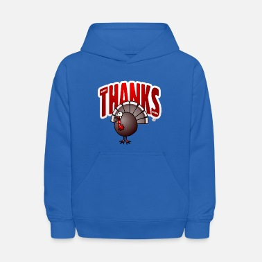 Thanksgiving Thanksgiving Day Turkey - Kids' Hoodie