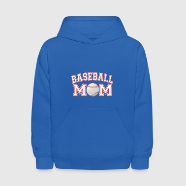 Baseball mom, Softball Mom, Baseball mom gifts - Kids' Hoodie
