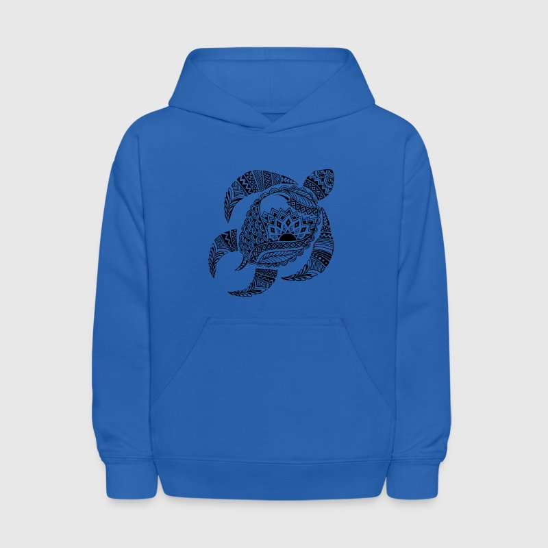 Turtle from South Seas Tees - Kids' Hoodie