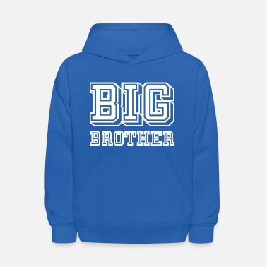 Big BIG BROTHER - Kids' Hoodie