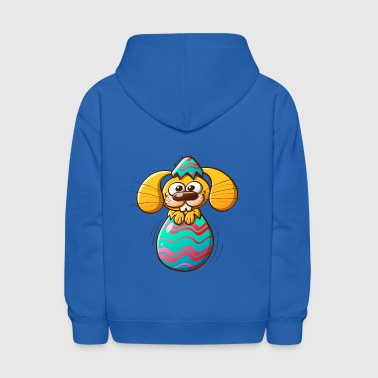 The Birth of an Easter Bunny - Kids' Hoodie