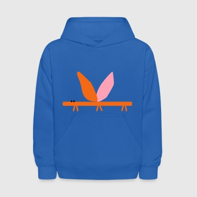 Orange Bug - Kids' Hoodie
