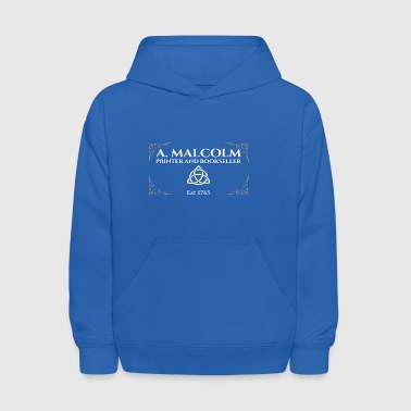 A Malcolm Printer and Bookseller Gift Tee - Kids' Hoodie