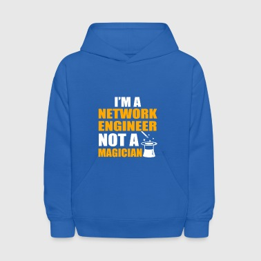 Gift For Network Engineer. T-Shirt Ideas - Kids' Hoodie