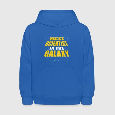 Best Scientist In The Galaxy - Kids' Hoodie