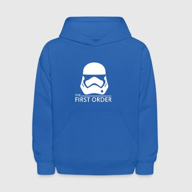 The First Order - Kids' Hoodie