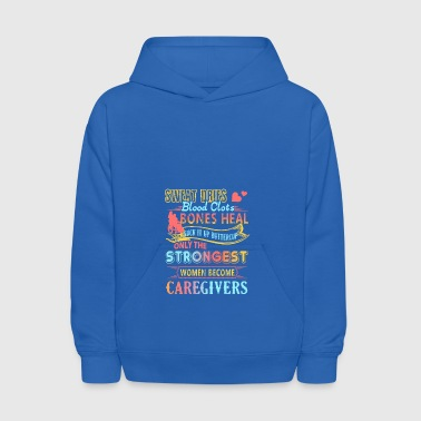 Caregiver Female Shirt - Kids' Hoodie