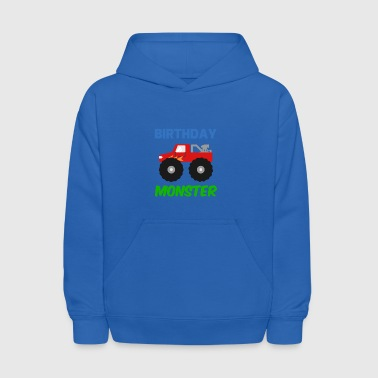 Birthday Monster - Kids' Hoodie