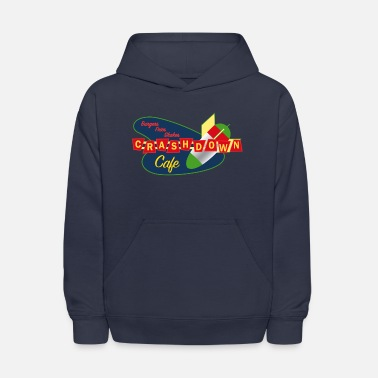 Roswell - Crashdown Cafe - Kids' Hoodie
