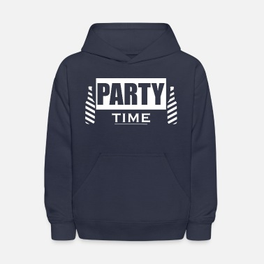 Boozer Party College Party - Kids' Hoodie