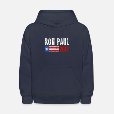 Election Vintage Ron Paul - Kids' Hoodie