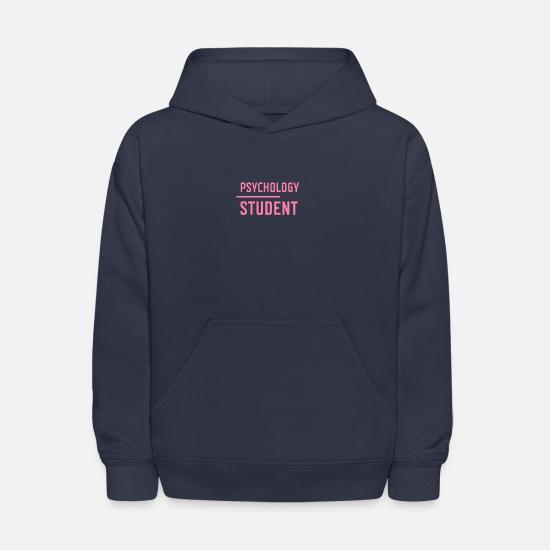 Doctor Hoodies & Sweatshirts - Therapy Psychologists Psychologist Psychology Doc - Kids' Hoodie navy