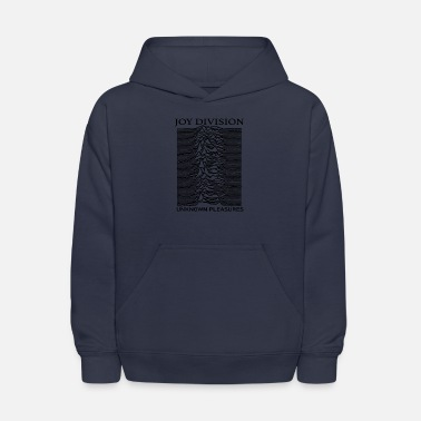 Joy JOY DIVISION Unknown - Kids' Hoodie