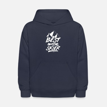 Cross Country Skiing Cross Country Skiing Ski Skating - Kids' Hoodie