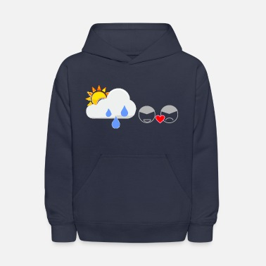 Sunlight Sunlight after the rain - Kids' Hoodie