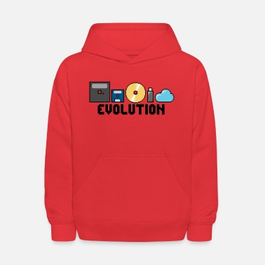 Storage Storage Evolution - Kids' Hoodie