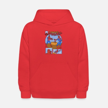 Amusing The Amusing Spidermeme - Kids' Hoodie
