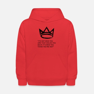 Quote quote - Kids' Hoodie