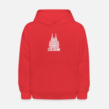Cathedral Cologne Cathedral - Kids' Hoodie