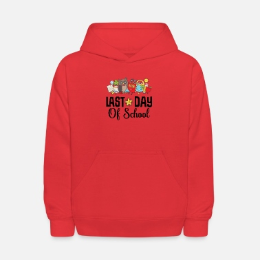 School Party Last Day of School Party - Kids' Hoodie
