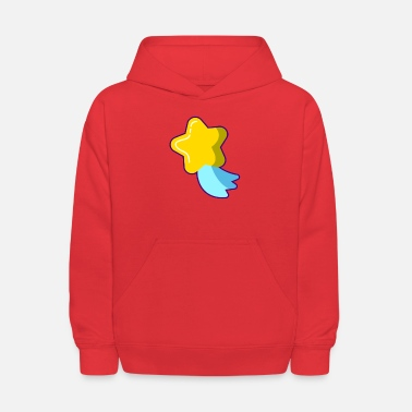 Shooting Star shooting star - Kids' Hoodie