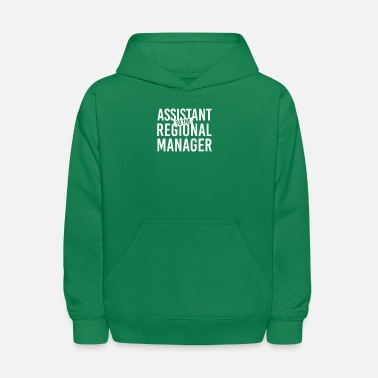 Manager Assistant To The Regional Manager - Kids' Hoodie