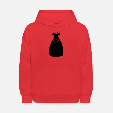 Gown dress - Kids' Hoodie