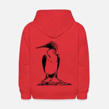 Protect The Boobies Blue-Footed Boobies - Kids' Hoodie