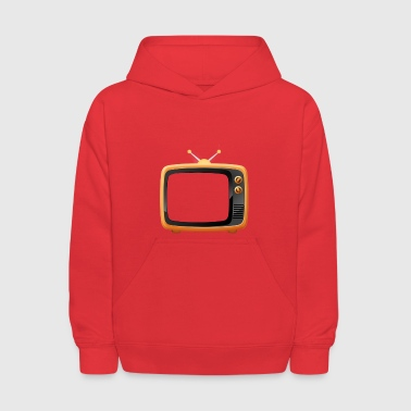 Television television - Kids' Hoodie