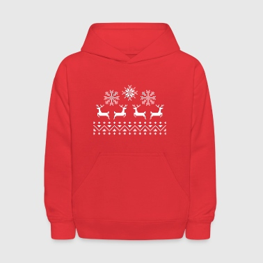 Christmas decoration - Kids' Hoodie