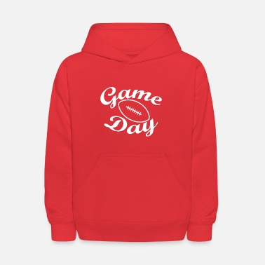 Game Day Football Shirt, Football Shirts for Women - Kids' Hoodie