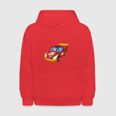Racing Car Arthur Collection - Kids' Hoodie