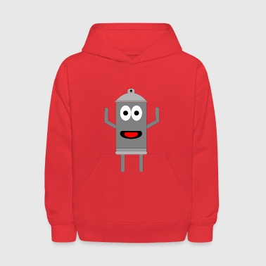 Spray Can Spray Can - Kids' Hoodie