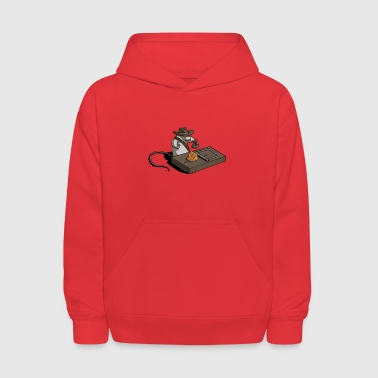 INDIANA MOUSE - Kids' Hoodie