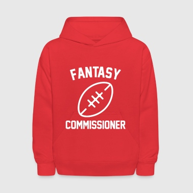 Fantasy Football Commissioner Shirt - Kids' Hoodie