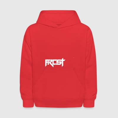 FROST TEXT LOGO - Kids' Hoodie