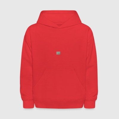 All red sweater - Kids' Hoodie