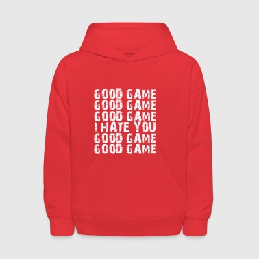 Funny Good Game Gift T-shirt - Kids' Hoodie