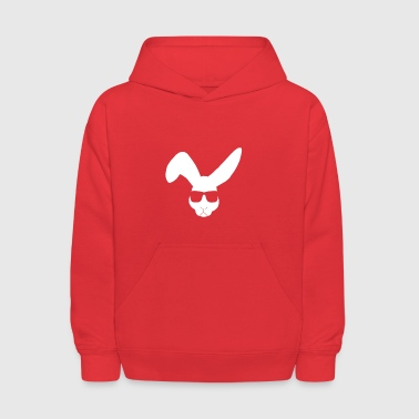 Easter Bunny with Sunglasses - Kids' Hoodie