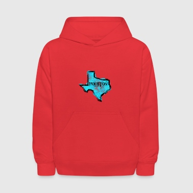Houston Texas - Kids' Hoodie