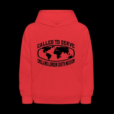 England London South Mission - LDS Mission CTSW - Kids' Hoodie