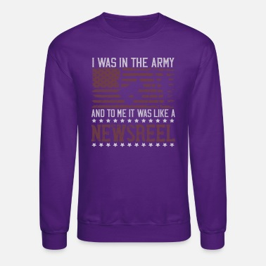 Wars Veterans Day Military Army Gift - Unisex Crewneck Sweatshirt