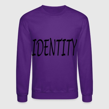 112 IDENTITY Collection - Crewneck Sweatshirt