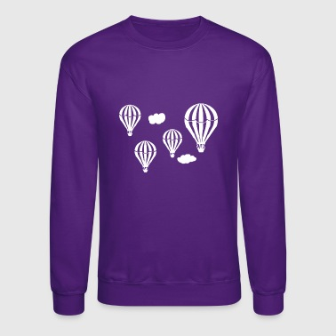 Hot Air Balloon Hot Air Balloons Tee Shirt - Crewneck Sweatshirt