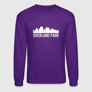 Overland Park Kansas City Skyline - Crewneck Sweatshirt