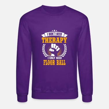 Floor Ball Floor Ball - Crewneck Sweatshirt