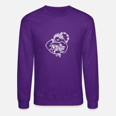Paradise Last Night Of Paradise Garage - Crewneck Sweatshirt