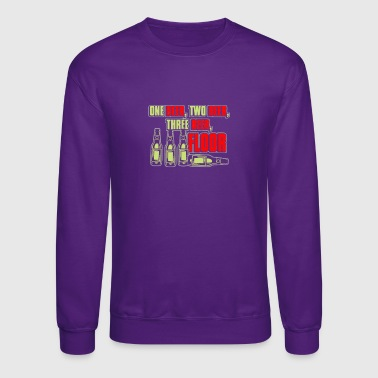 Beer floor - Crewneck Sweatshirt