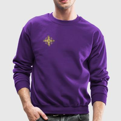 ORNATE CROSS - Crewneck Sweatshirt