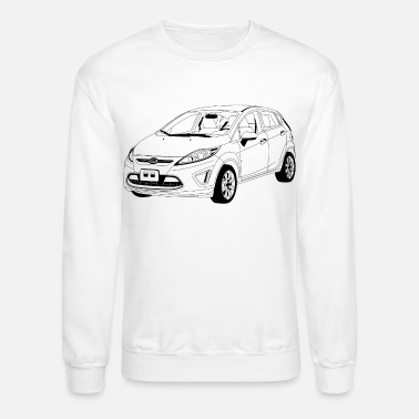 Ford Fiesta Mk7 Mens T Shirt